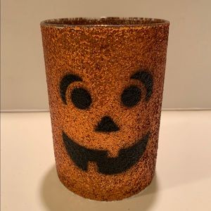 HALLOWEEN CANDLE HOLDER.